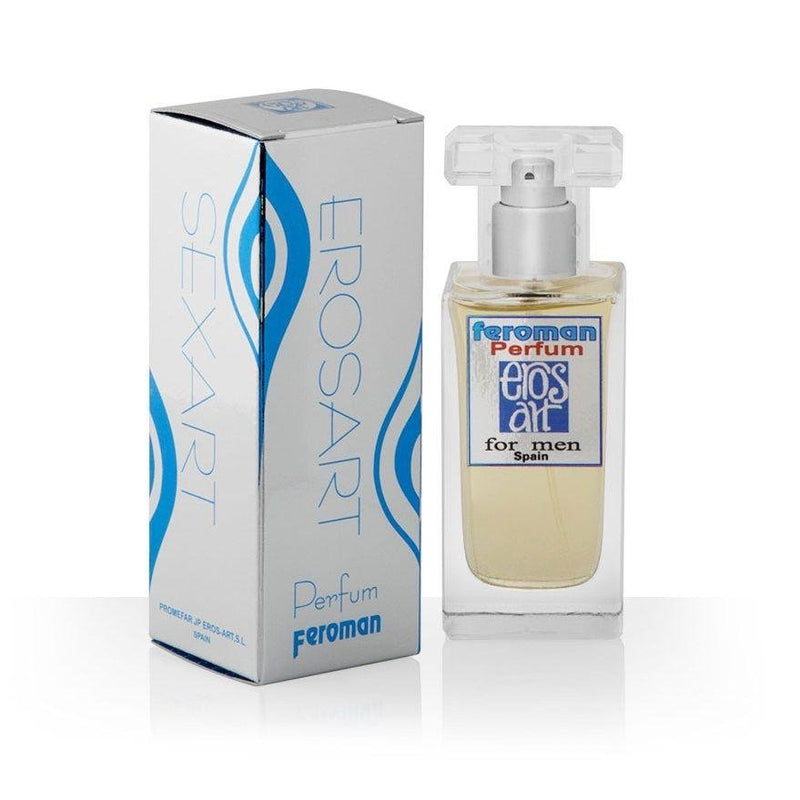 FEROMAN PERFUME FEROMONAS HOMBRE 50 ML - Chocolate-Love-sexshop
