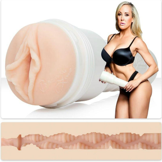 FLESHLIGHT GIRLS BRANDI LOVE VAGINA - Chocolate-Love-sexshop