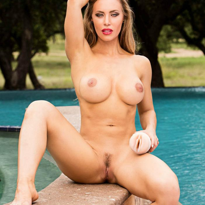 FLESHLIGHT GIRLS NICOLE ANISTON - Chocolate-Love-sexshop
