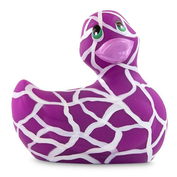 I RUB MY DUCKIE 2.0 | PATO VIBRADOR WILD (SAFARI) - Chocolate-Love-sexshop