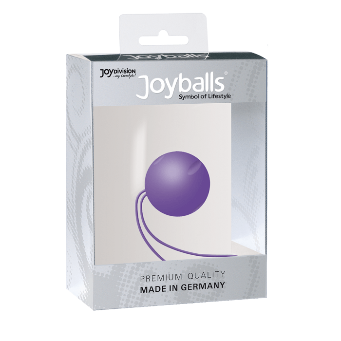 JOYBALLS SINGLE LIFESTYLE ROSA - Chocolate-Love-sexshop