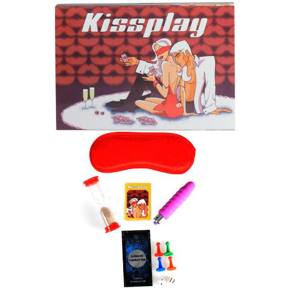 JUEGO KISSPLAY ES/PT - Chocolate-Love-sexshop