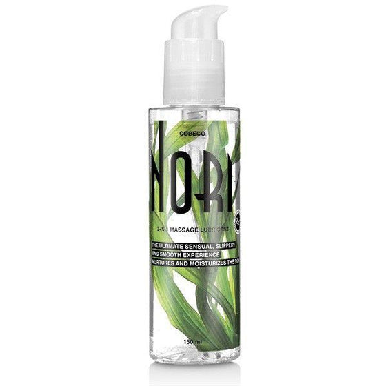 NORI MASAGE + LUBRICANTE 2-1 150ML - Chocolate-Love-sexshop