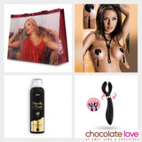 PACK CRUNCH N' CUM - Chocolate-Love-sexshop