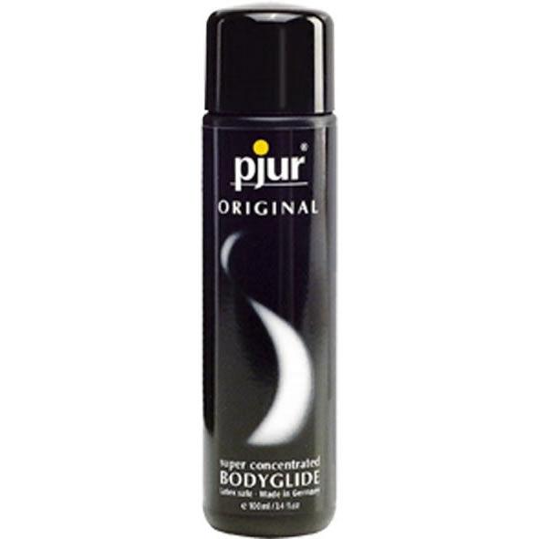 PJUR ORIGINAL LUBRICANTE SILICONA 100ML - Chocolate-Love-sexshop