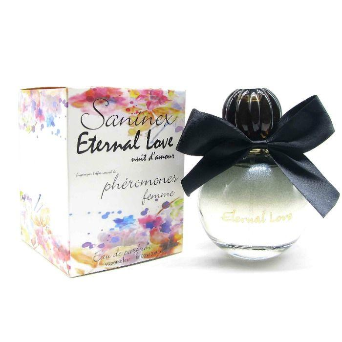 SANINEX PERFUME MUJER FEROMONAS ETERNAL LOVE NUIT D'AMOUR - Chocolate-Love-sexshop