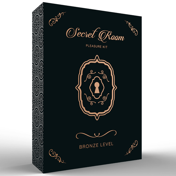 SECRET ROOM KIT BRONZE NIVEL 2 PRESENTACION REGALO - Chocolate Love