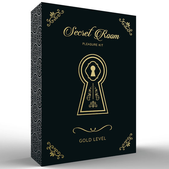SECRET ROOM KIT GOLD NIVEL 1 PRESENTACION REGALO - Chocolate Love