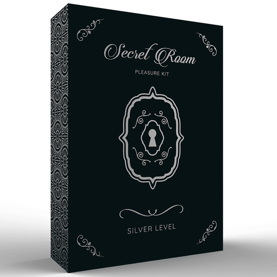 SECRET ROOM KIT SILVER NIVEL 2 PRESENTACION REGALO - Chocolate Love