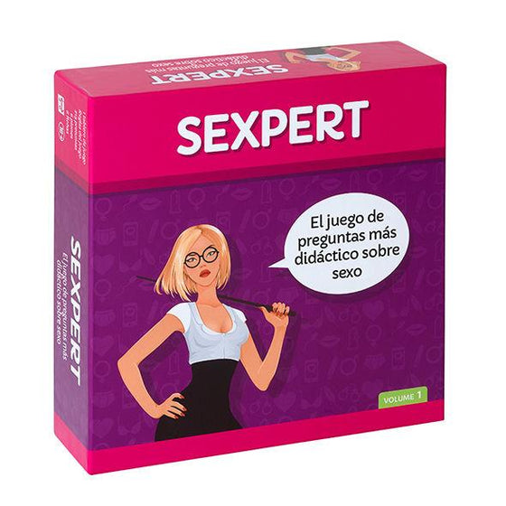 SEXPERT (ES) - Chocolate-Love-sexshop