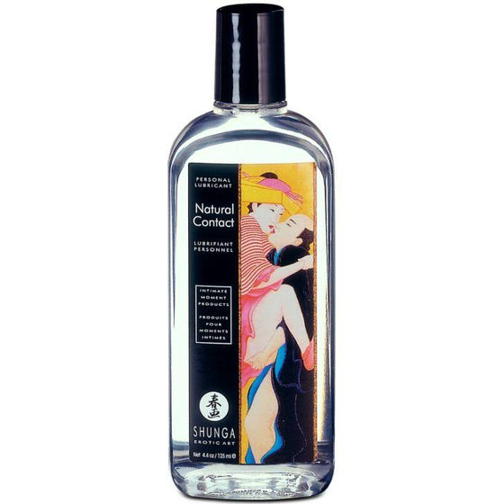 SHUNGA CONTACTO NATURAL LUBRICANT - Chocolate-Love-sexshop