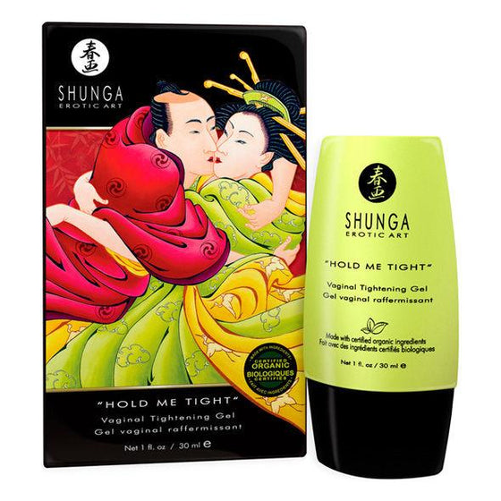 SHUNGA GEL ESTRECHAMIENTO VAGINAL. - Chocolate-Love-sexshop