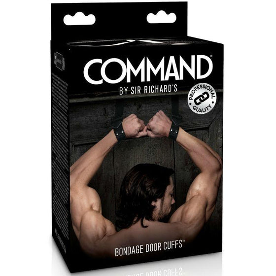 SIR RICHARDS COMMAND ESPOSAS BONDAGE DE PUERTA - Chocolate-Love-sexshop