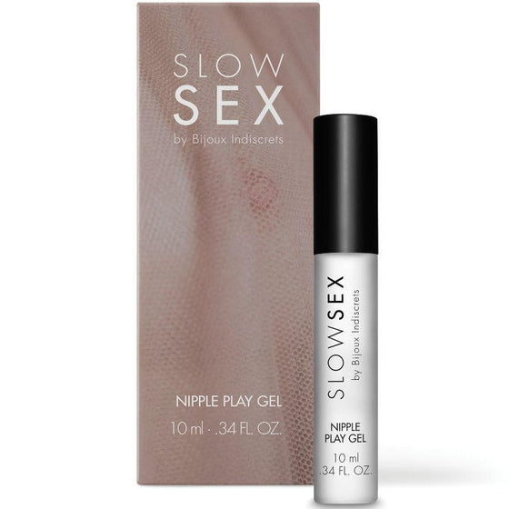 SLOW SEX GEL ESTIMULANTE PEZONES 10 ML - Chocolate-Love-sexshop
