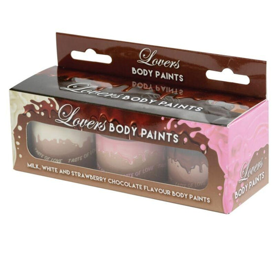 SPENCER AND FLEETWOOD PINTURA CORPORAL DE CHOCOLATE 3 X 60 GR - Chocolate Love