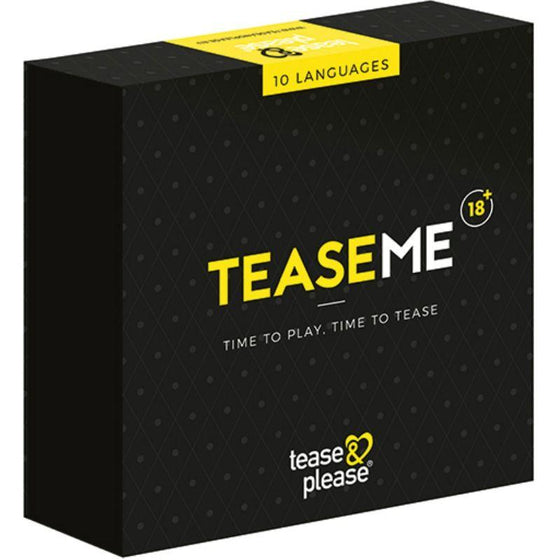 TEASE & PLEASE JUEGO PARA PAREJAS TEASEME - Chocolate-Love-sexshop