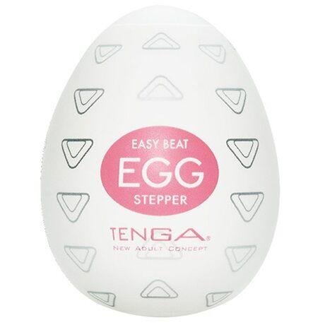 TENGA HUEVO MASTURBADOR ROSA STEPPER - Chocolate-Love-sexshop