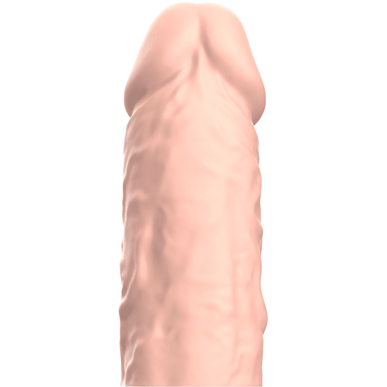 VIRILXL EXTENSION DE PENE SILICONE V3 NATURAL - Chocolate Love