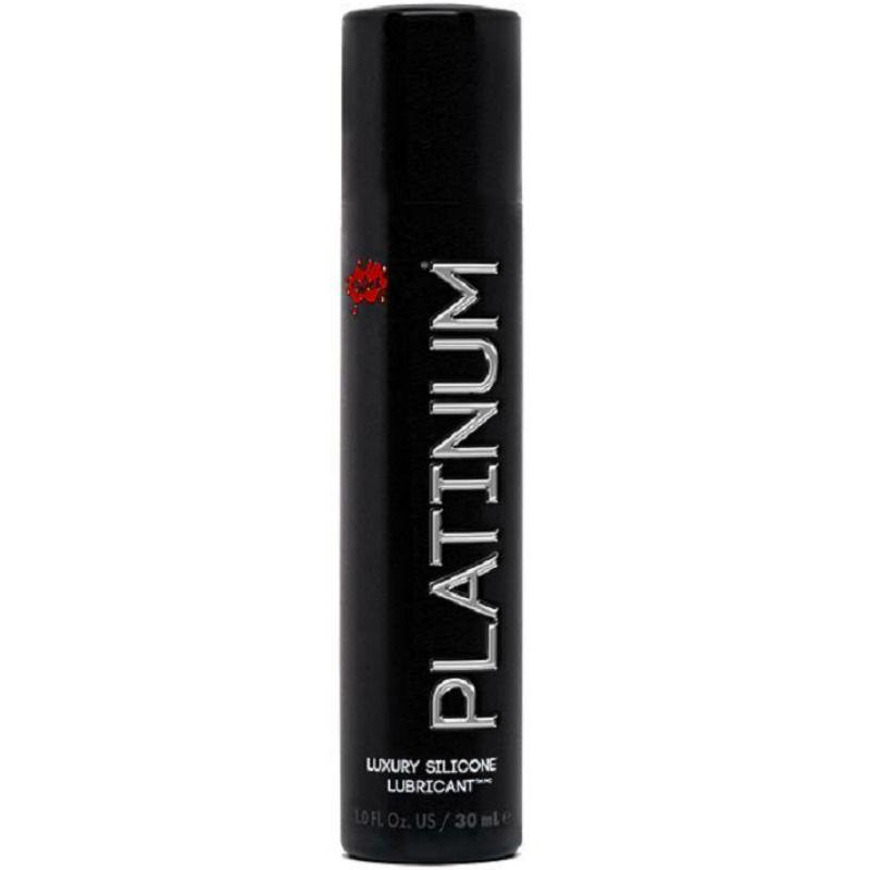 WET PLATINUM LUBRICANTE SILICONA EXTREM 30ML - Chocolate-Love-sexshop