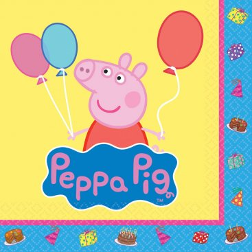 Peppa Pig Balloon Package