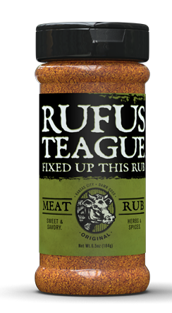 Rufus Teague original meat rub
