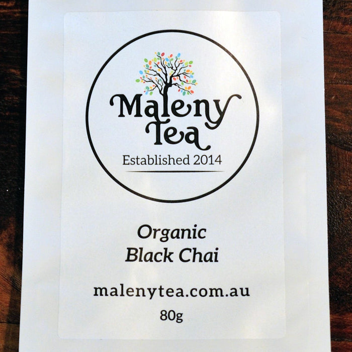 80g Malney Tea - Black Chai