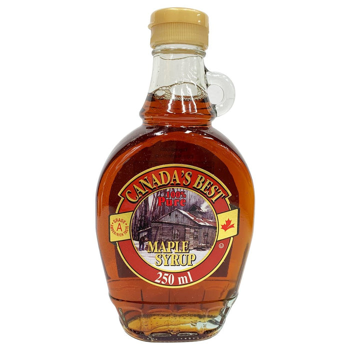 Canada's Best Maple Syrup 250ml