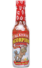 Ass kickin' scorpion pepper