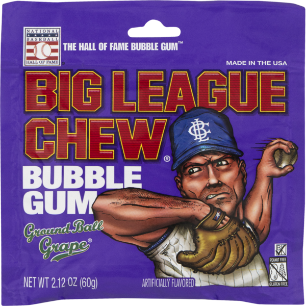 Big League Ground Ball Grape