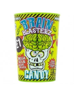 Brain Buster Sour Candy