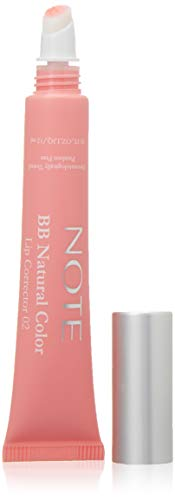 NOTE Cosmetics BB Lip Corrector 02 - Fuller lips & Lip Care & Glossier look - 12 ml