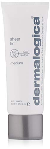 Dermalogica Sheer Tint Moisturizer SPF 20 Medium - 40 ml