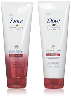 Dove Advanced Hair Series Regenerate Nourishment Shampoo And Conditioner, 250ML