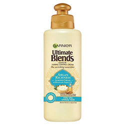 Ultimate Blends Argan Oil and Almond Cream Dry Hair Leave-In Conditioner, 200 ml