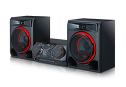 LG CK56 XBOOM Hi-Fi System with Multi Colour Lighting
