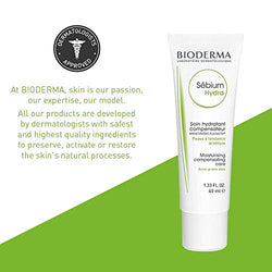Bioderma Moisturising Creams, 40 ml