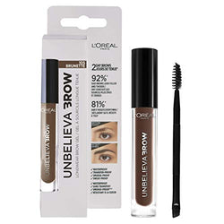 L'Oreal Paris Unbelieva Brow Long Lasting Brow Gel, 105 Brunette
