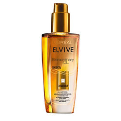 L'Oreal Hair Oil by Elvive Extraordinary Oil for Dry to Very Dry Hair 100 ml