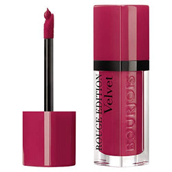 Bourjois Rouge Edition Velvet Liquid Lipstick 2 Frambourjoise Purples, 6.7ml