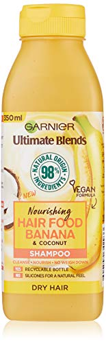 Garnier Ultimate Blends Nourishing Shampoo for Dry Hair, 350ml