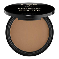 NYX Professional Makeup Matte Body Bronzer, Pressed Powder, Shimmer Free, Vegan Formula, Deep Tan
