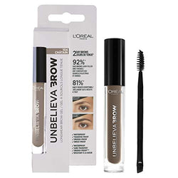 L'Oreal Paris Unbelieva Brow Long Lasting Brow Gel, 104 Brown,3.4ml