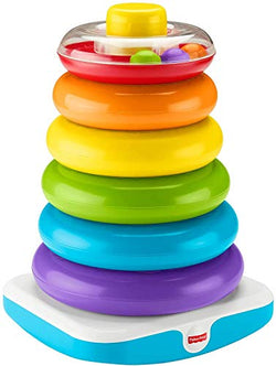 Fisher-Price GJW15 Giant Rock-a-Stack