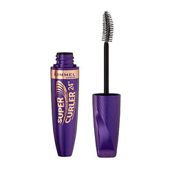 Rimmel London 24 HR Superculer Mascara, Black, 11 ml