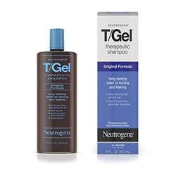 Neutrogena T/Gel Shampoo 475 ml Original