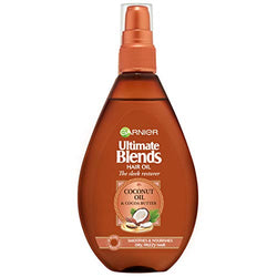Garnier Coconut Hair Oil for Dry Frizzy Hair, 150ml