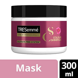 Treseme Pro Collection Colour ShinePlex Sulphate Free Mask, 300 ml