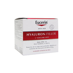 Eucerin Hyaluron Filler + Volume Lift Day Cream Normal To Combination Skin 50ml