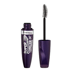 Rimmel London 24 HR Superculer Mascara, Extreme Black, 12 ml