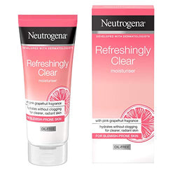 Neutrogena Refreshingly Clear Oil-Free Moisturiser 50ml